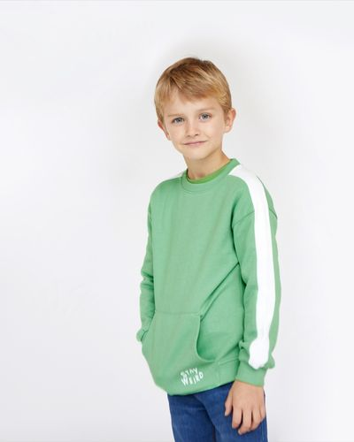 Leigh Tucker Willow Holden Crew-Neck