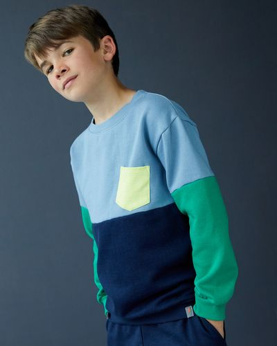 Leigh Tucker Willow Clay Sweatshirt