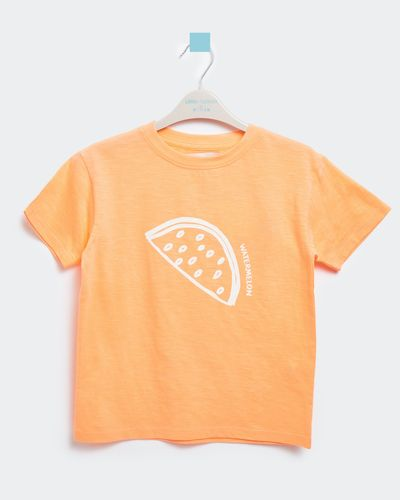 Leigh Tucker Willow Marc Cotton T-Shirt (3-13 years)