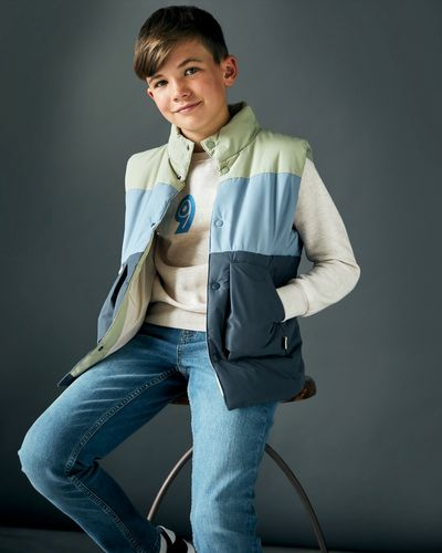 Leigh Tucker Willow Bill Gilet (4-13 years)