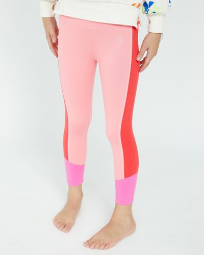 Leigh Tucker Willow Colette Panelled Leggings