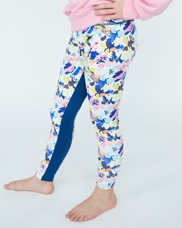Leigh Tucker Willow Charli All-Over Print Leggings