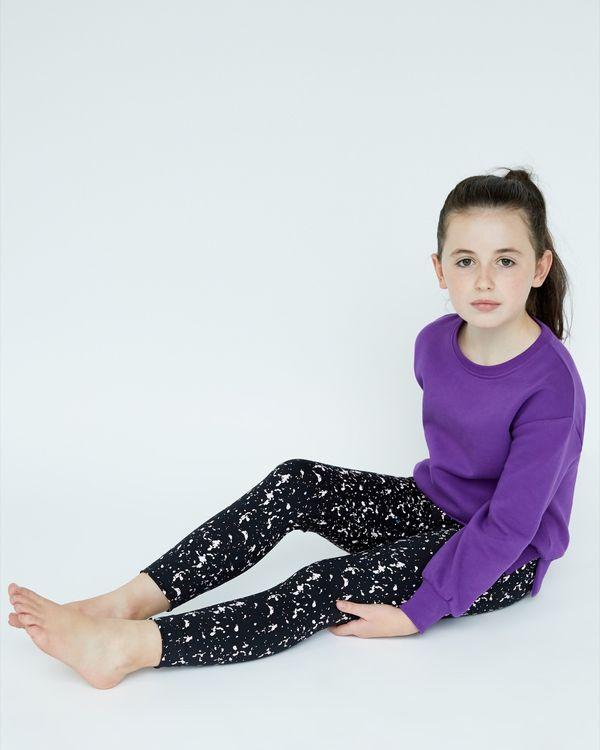 Leigh Tucker Willow Isabelle All-Over Print  Leggings