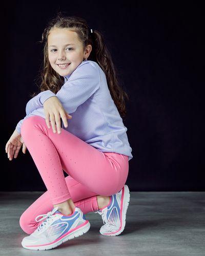 Leigh Tucker Willow Jorja Laser Cut Legging (3-14 years)
