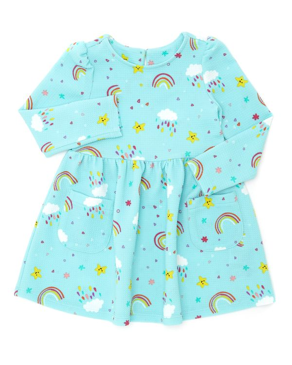 Print Dress (6 months-4 years)
