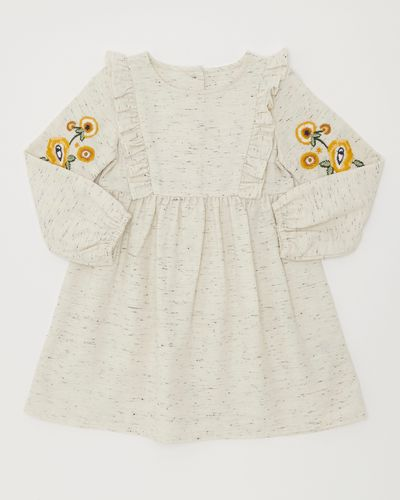 Floral Embroidered Dress (6 months-4 years)