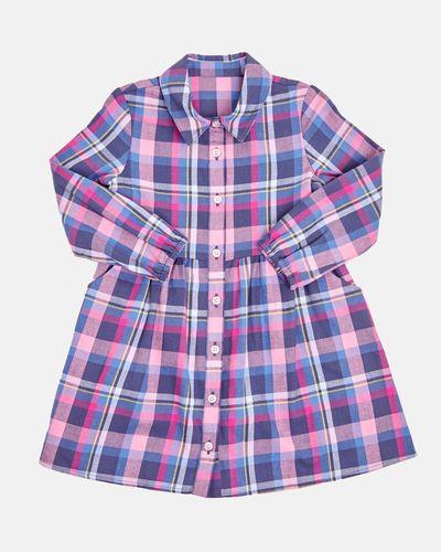 Check Shirt Dress (6 months-4 years)