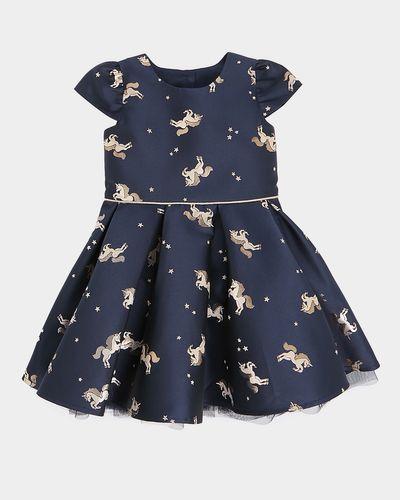 Unicorn Dress (0 months-4 years)