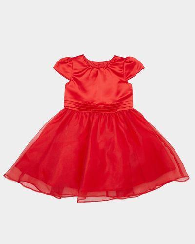 Satin Dress (0 months-4 years)