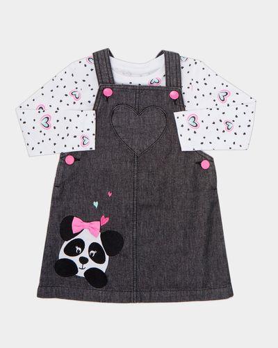 Panda Pinny (6 months-4 years) thumbnail