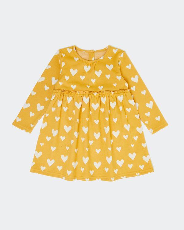 Soft Print Dress (6 months - 4 years)