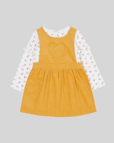 Pocket Cord Pinny (0 months-4 years)