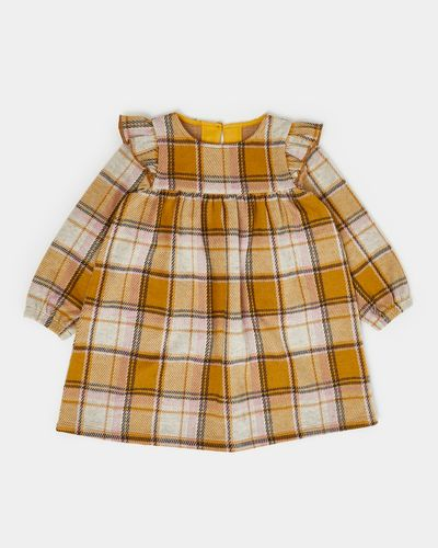 Frill Check Dress (6 months - 4 years)