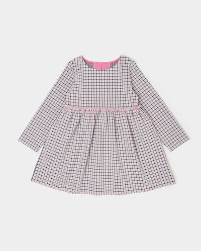 Bright Check Dress (0 months-4 years)