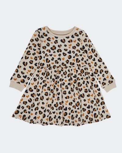 Printed Dress (0 months-4 years)