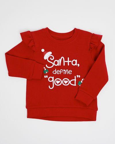 Christmas Sweatshirt (6 months-4 years)