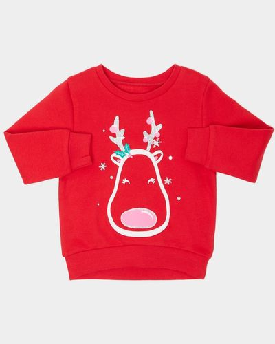 Christmas Crew-Neck Sweatshirt (0 months-4 years)