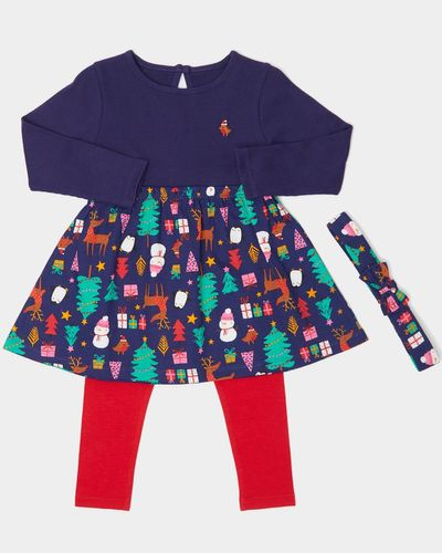 Three Piece Christmas Set (0 months - 4 years)