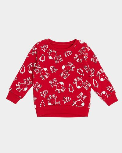 Christmas Crew Neck (6 months-4 years)