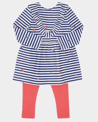 Stripe Long-Sleeved Set (6 months-4 years)