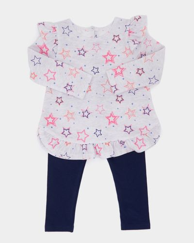 Star Frill Set (6 months-4 years)