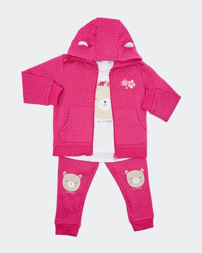 Bear Three-Piece Set (Newborn-4 years) thumbnail
