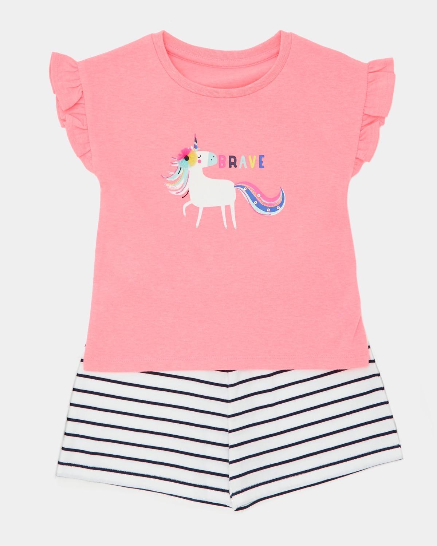 CY SHOP Keep Calm and Love Elephants Childrens Boys Girls Contrast Short Sleeve T-Shirt