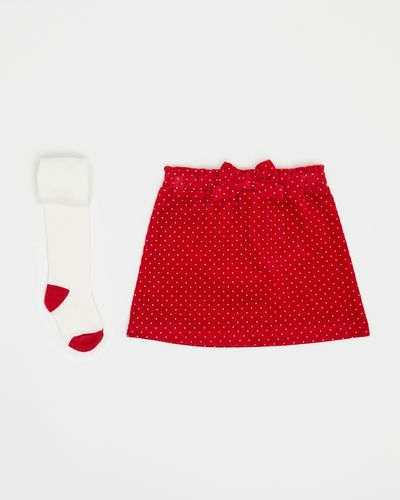 Cord Skirt (6 months-4 years)