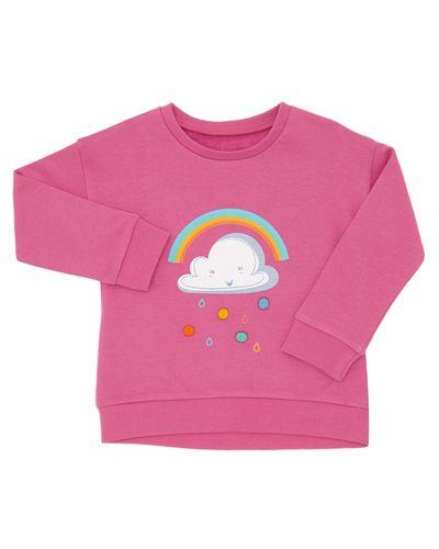 Cloud Crew-Neck Sweatshirt (6 months-4 years)