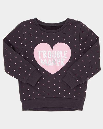 Trouble Sweatshirt (6 months-4 years)