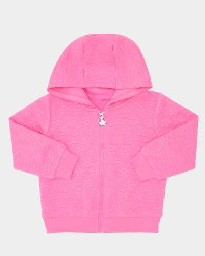 Textured Hoodie (6 months-4 years) thumbnail