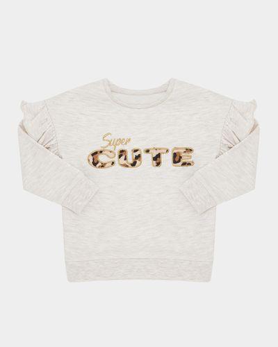 Super Cute Sweatshirt (9 months-5 years)