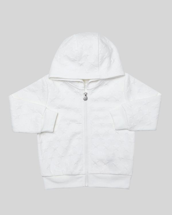 Textured Hoodie (Newborn - 4 years)