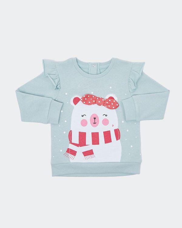 Bear Sweatshirt (0 months-4 years)