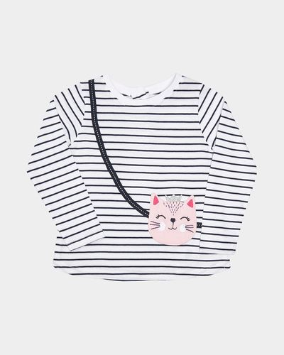 Novelty Cat Top (6 months-4 years)