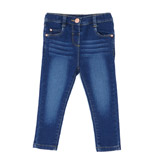 denim Toddler Knit Denim Jeggings