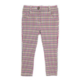 multi Toddler Check Ponte Pants