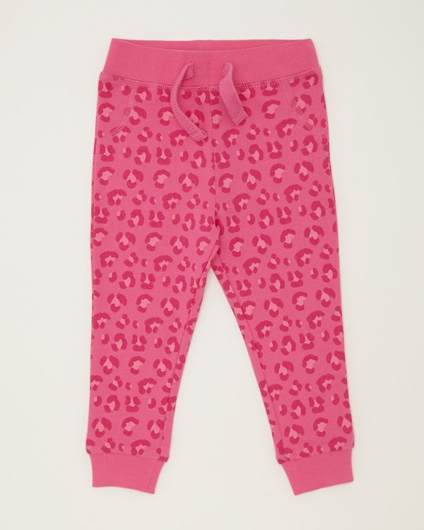 Printed Core Jogpants (6 months-4 years)