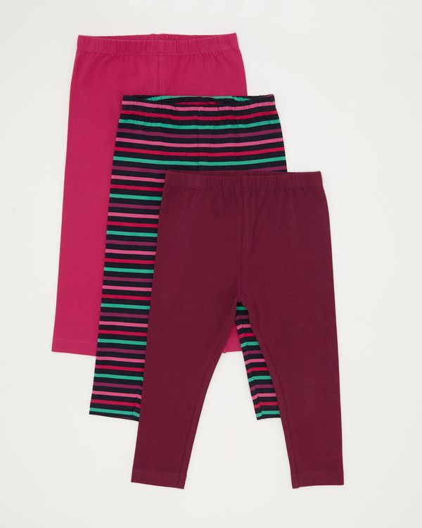 Leggings - Pack Of 3 (6 months-4 years)