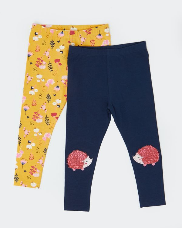 Leggings - Pack Of 2 (0 months - 4 years)