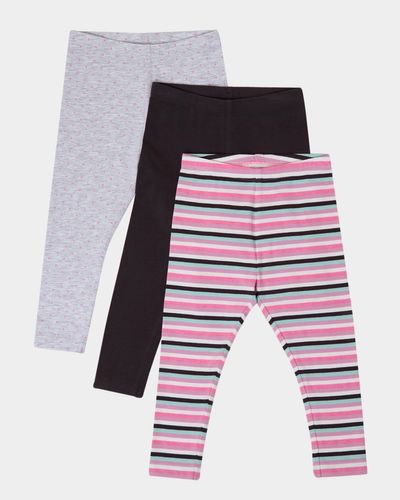Legging - Pack Of 3 (0 months - 4 years) thumbnail