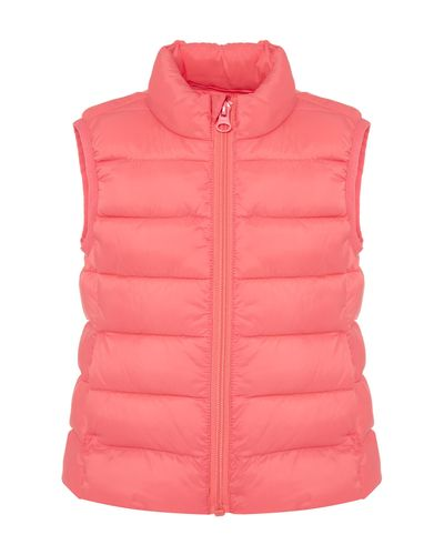 Toddler Girls Superlight Gilet (6 months-4 years)