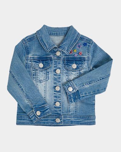 Embroidered Denim Jacket (6 months-4 years)