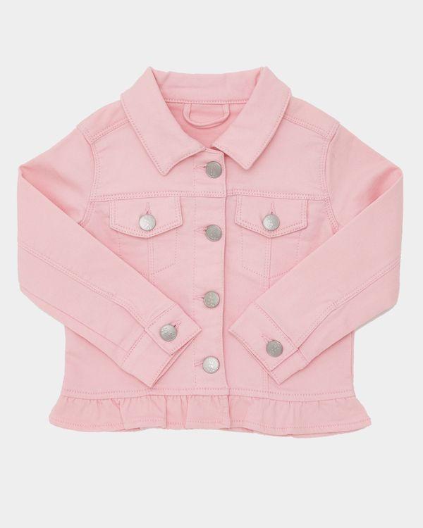 Frill Denim Jacket (6 months-4 years)