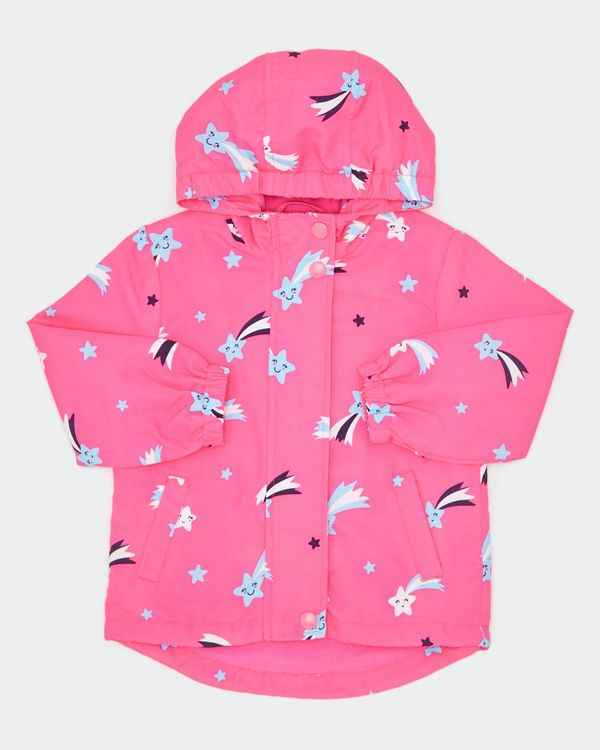 Girls Shooting Star Jacket (6 months-4 years)
