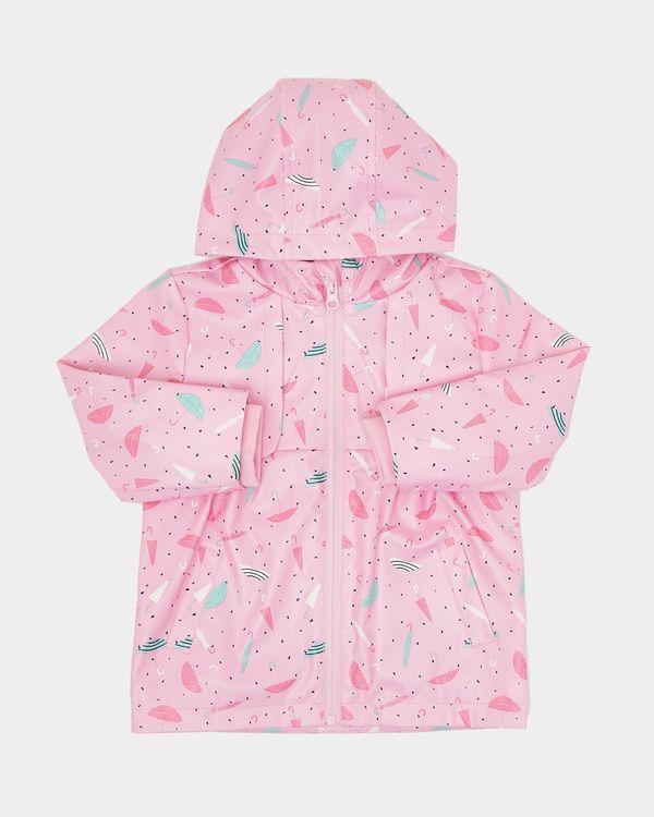 Print PU Jacket (6 months - 4 years)