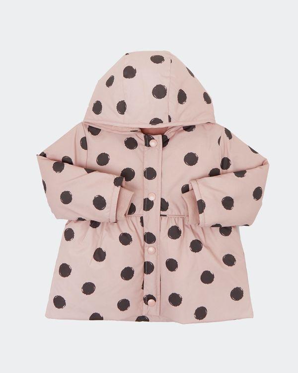 Spot Print Jacket (6 months-4 years)
