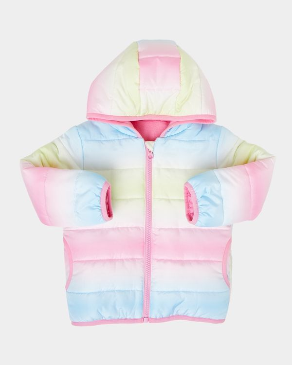 Ombre Padded Jacket (0 months - 4 years)