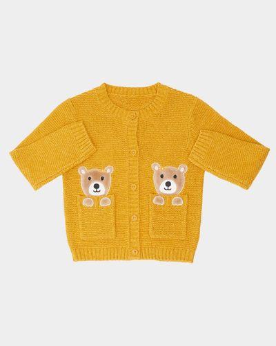 Bear Cardigan (0 months-4 years) thumbnail