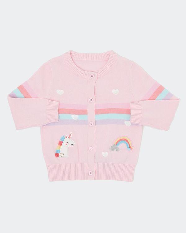 Rainbow Cardigan (0 months-4 years)